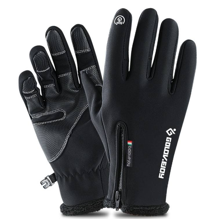 Custom Popular Neoprene Mountaineering Cycling Waterproof Outdoor Warm Sport Touchscreen Winter Ski Gloves