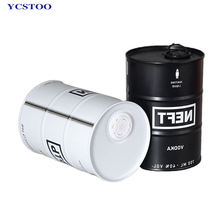 Chinese Factory Custom Tin Can Whisky Vodka Liquor Bottle
