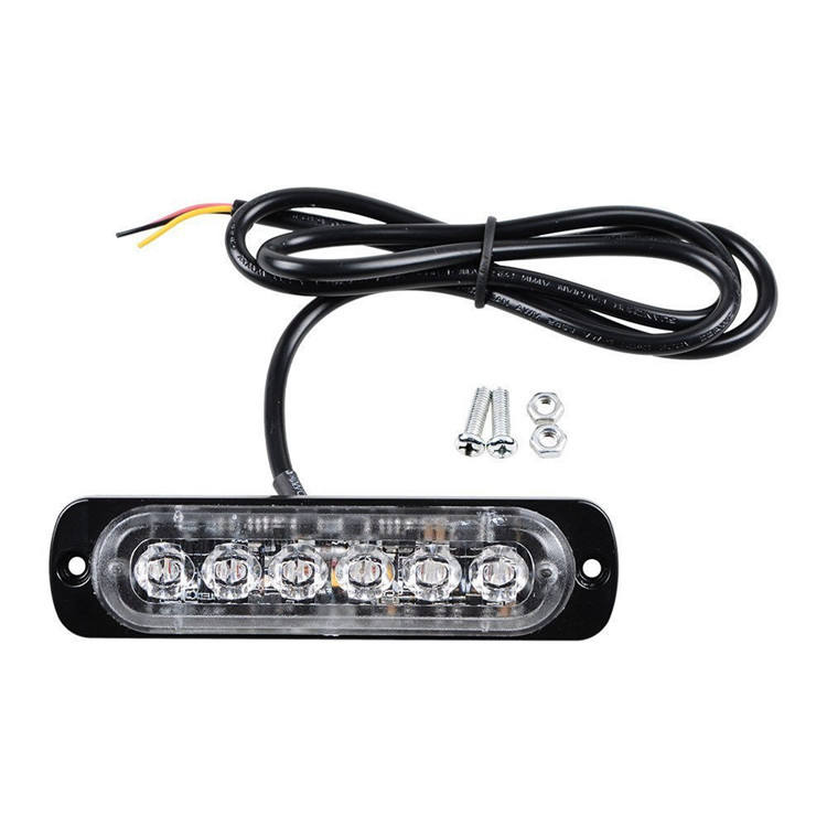 Emergency Vehicles Trailer LED Lamp Type and 12v 24V Car Truck Light