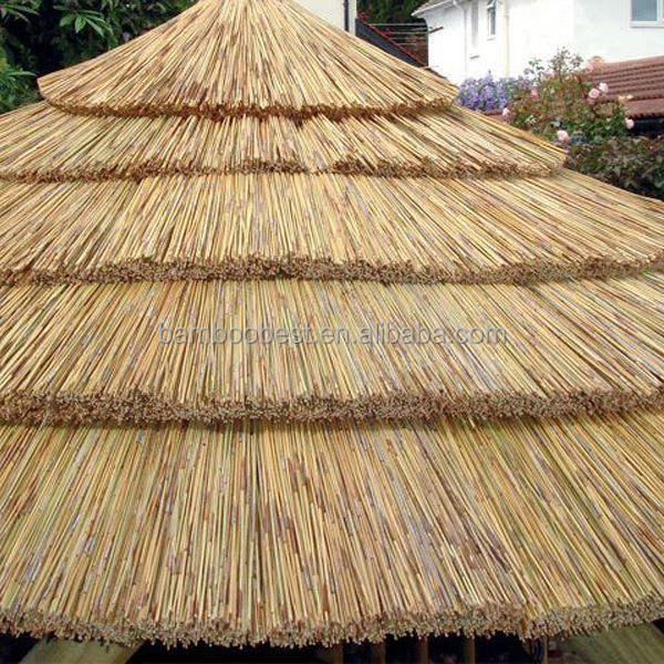 New Arrival synthetic thatch roof Artificial thatch tiles