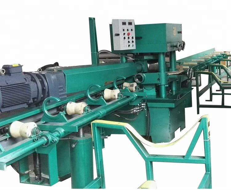 Hydraulic straightener use steel wire rod straightening machine