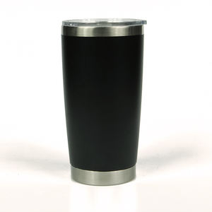 20oz OEM custom logo wholesale stainless steel cup double wall tumbler travel cup vacuum insulated mugs
