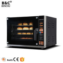 Commercial Electric Bakery Microcomputer convection Oven Baking Oven with Proofer