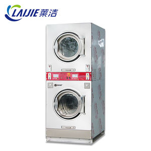 coin operated laundry commercial washing machines including stacked washer dryer combo