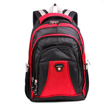 Aoking 30l 1680d polyester light designer backpack schoolbag with many pockets