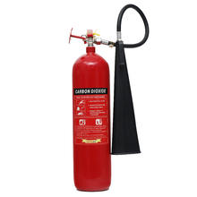 Cost-effective ansul fire extinguisher carbon dioxide gas 7kg co2 fire extinguisher cylinder