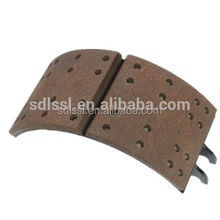 Auto Parts Brake Shoes Assembly 4515
