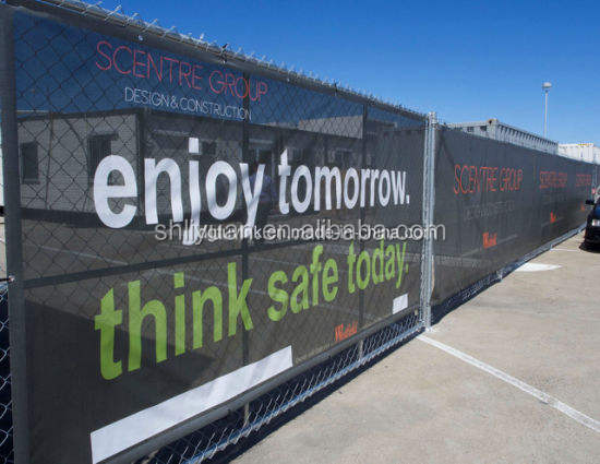 Good Quality Fence mesh Banner Advertising