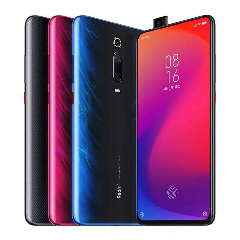 Xiaomi Mi 9T(Redmi K20) 6GB RAM 128GB ROM Cell Phone Snapdragon 730 Octa Core 48MP Rear Camera + Pop-up Front Camera