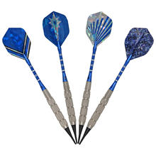 Wholesale New Design Iron Shaft Plastic Soft Tips TPE Mixed Flights Safety Game Play Darts