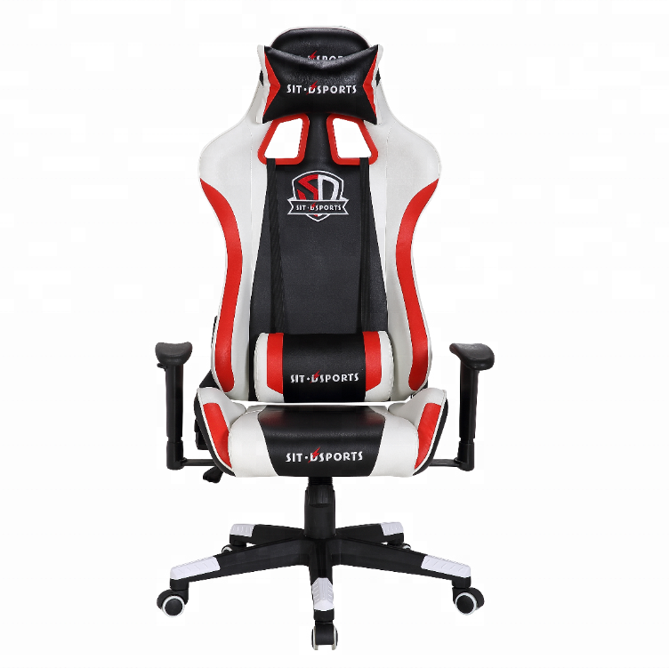 High-back Reclining Ergonomic Computer Gaming Racing Chair Office