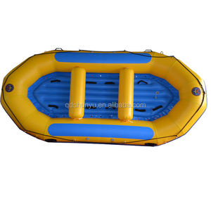inflatable rafts hypalon or 1.8mm pvc ,10persons 4.8m