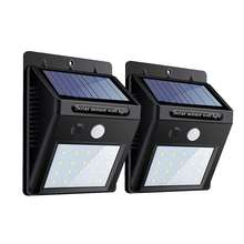20LED Solar Powered Motion Sensor Lamp  XLTD-P5027 Outdoor Solar Motion Light for Wall/Garage/Patio