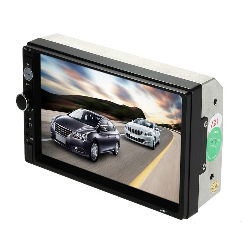7 pollice touch screen car dvd player monitor car monitor car audio player sistema