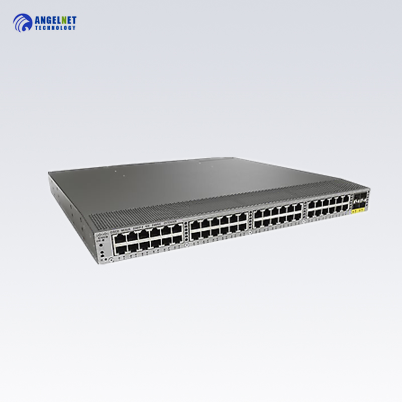 Jaringan Nexus 2000 Series 48 Port 1GE Switch N2K-C2248TP-E