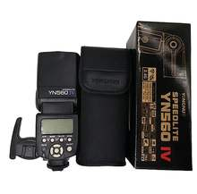 Yongnuo YN-560IV 2.4G Wireless Dslr Camera Flash Speedlite For Canon EOS 5D Mark VI 80D 7DII