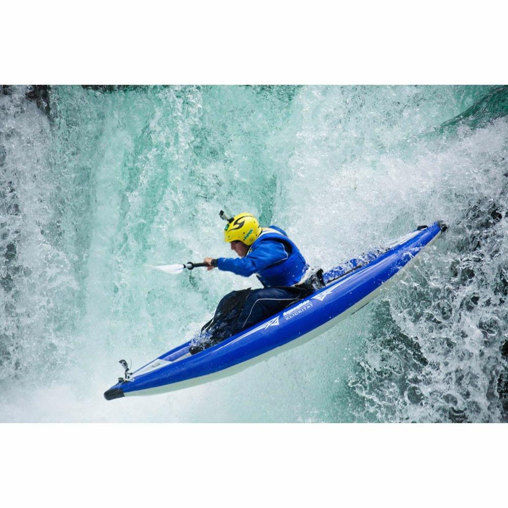 The factory price quick inflatable kayak high quality