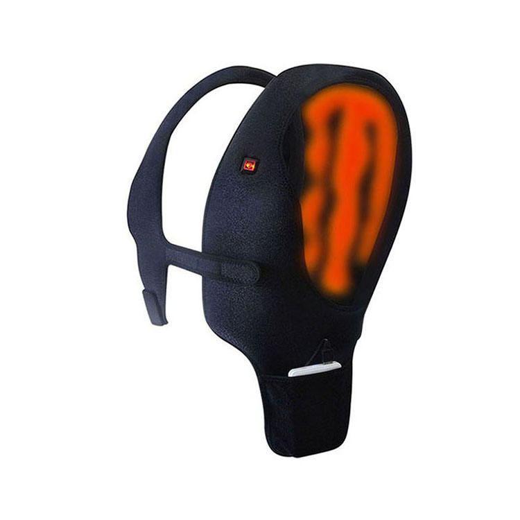USB Electric Heated Thermal Down Vest Custom Down Heated Vest Far Infrared Heated Winter Jacket For Bodywarmer