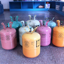 R134a R410A Refrigerant gas cylinders disposable steel welded cylinder for refrigerants