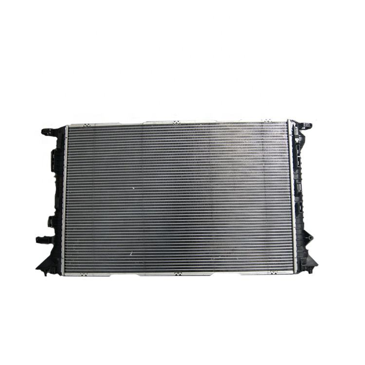 BF Oe Spare Parts Auto Aluminum radiator Automotive parts Engine Cylinder Cooling Radiator 8K0121251H for Audi A4 A5 A6 A7 Q5