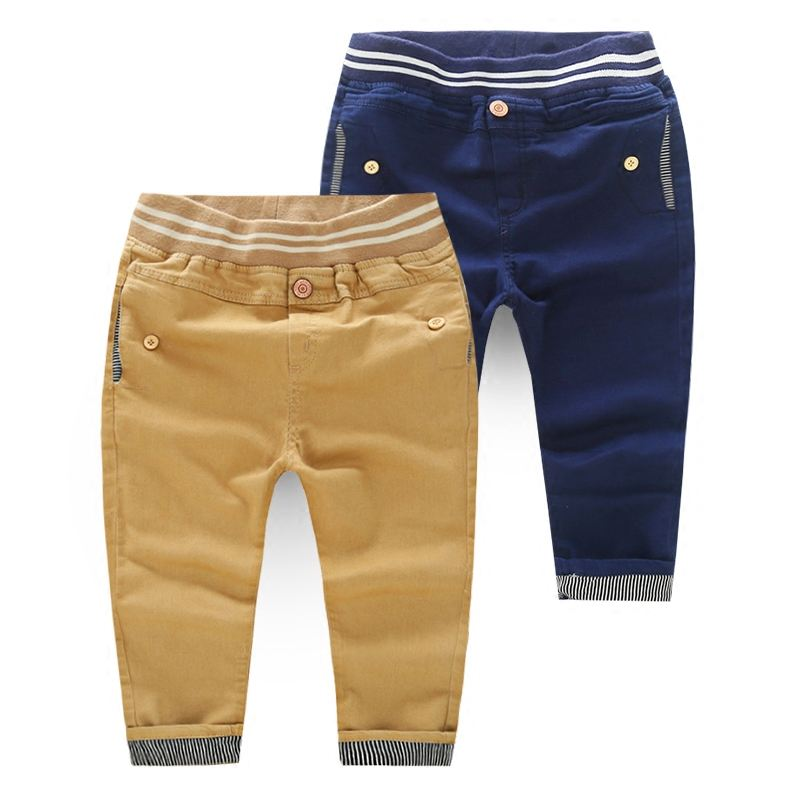 2016 New Products Infant Kids Tight Pants Pure Designers Baby Clothes Of Online