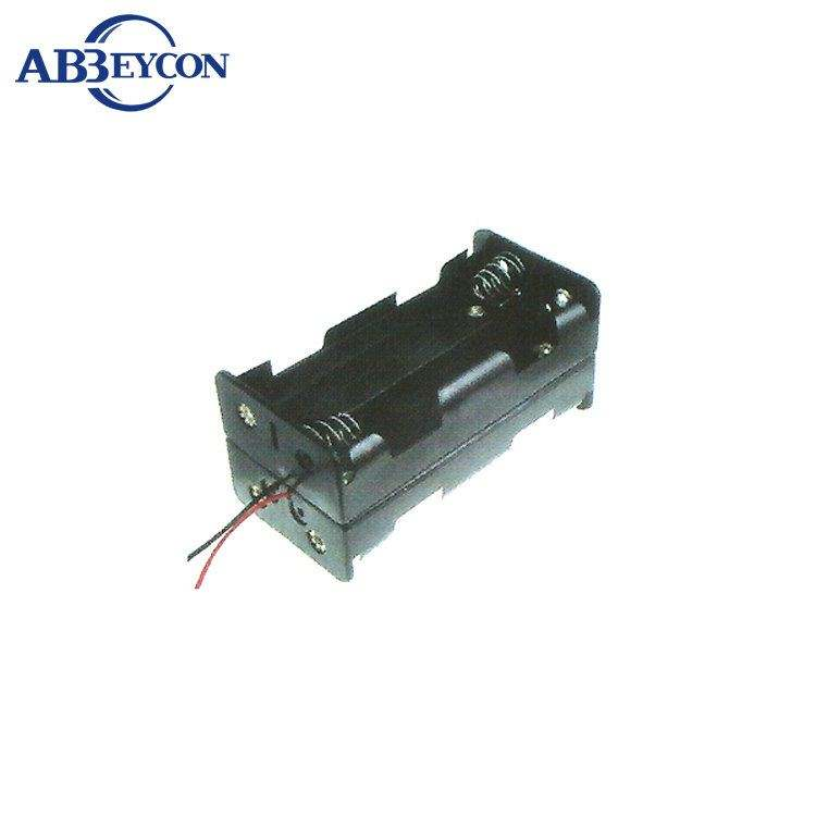 BH-120 Manufacturing professional UM2/C battery holder with lead wire C battery case