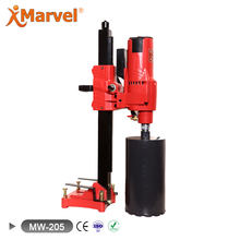 "8"" MW-205 concrete cutting diamond core drill"