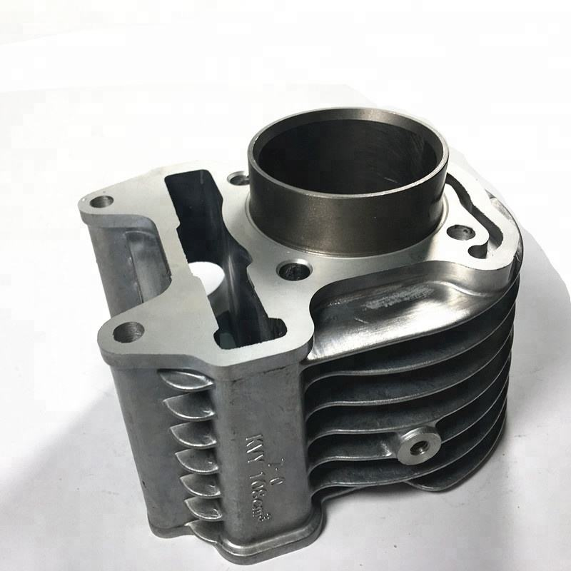 Beat Motorcycle stainless steel engine cylinder block 50mm cylinder block