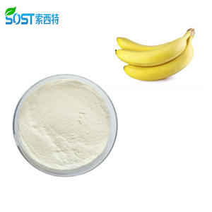 Wholesale Private Label Freeze Dried Green Banana Powder