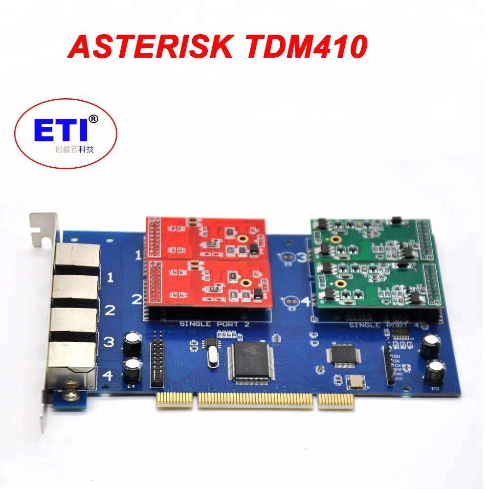 OpenVox A1610E 16 Port Analog PCI-E card base board No FXO FXS Modules