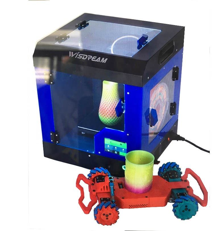 For 3d Printer China Hot Selling Factory Price Desktop 3D Printer For PLA ABS Filament