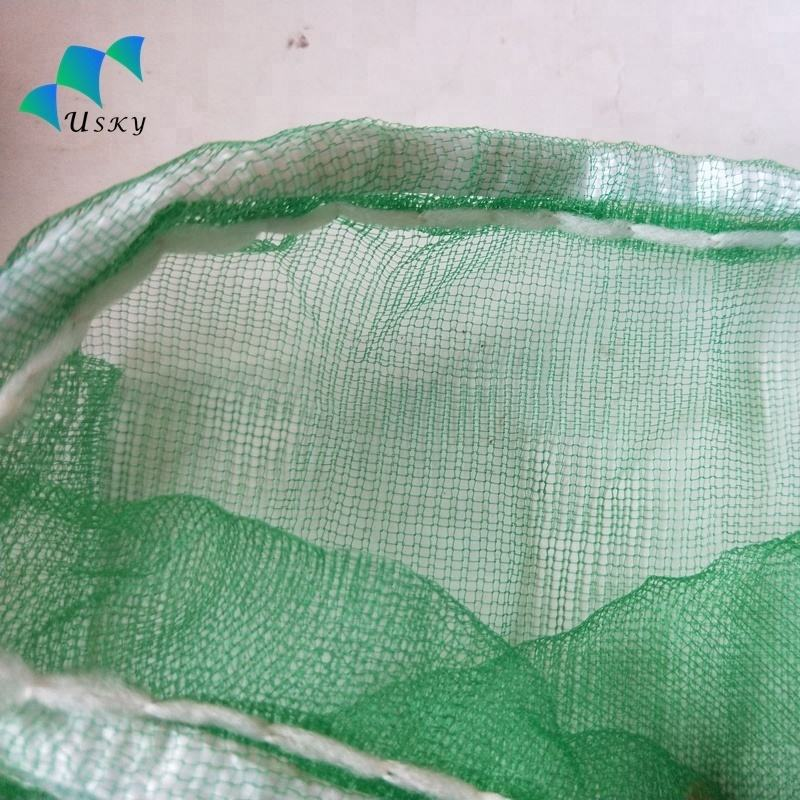 Oyster onion packing mesh bags 20kg weight capacity