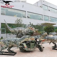 Hot Sales 2019 VR Simulator Life Size Animatronic Dinosaur Toy For Jurassic Park