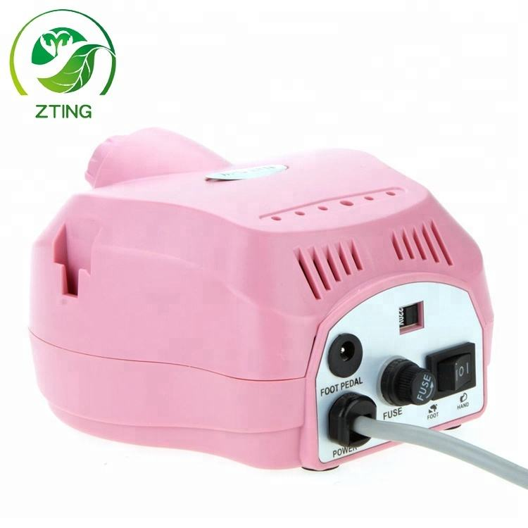CE Wholesale nail drill made in China fashion electric nail file drills/electric nail drill and file