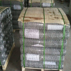 lowest price small hole hexagonal chicken wire mesh