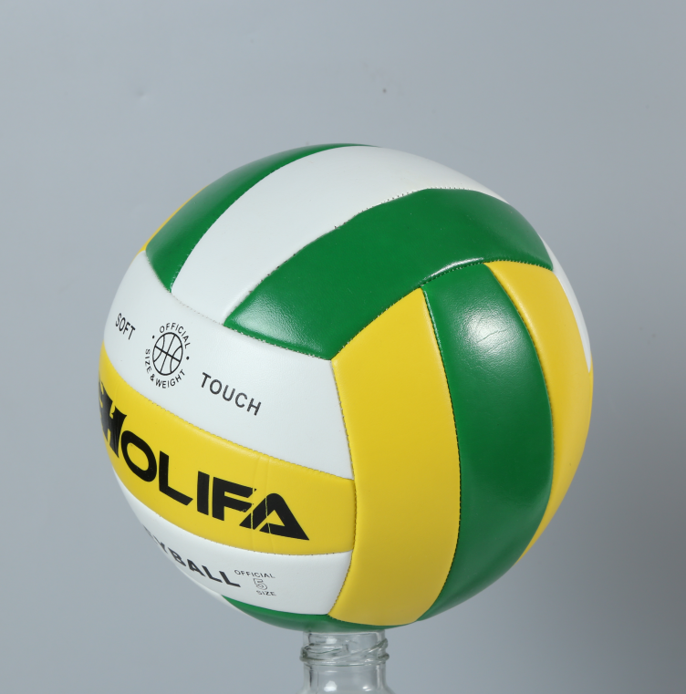 Professional High Quality Soft PU Beach Volleyball Size 5 Outdoor Indoor Training Match Volleyball