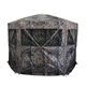 FB449 XTRA LARGE 6-SIDED CAMO HUNTING BLINDS AND HUNTING SHELTER