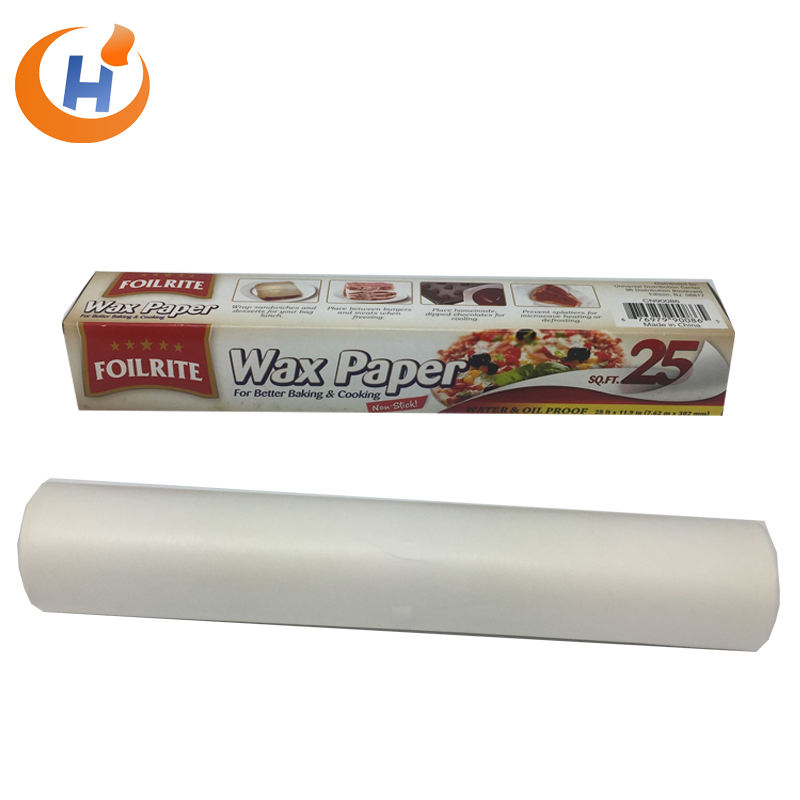 Food grade Non stick Cooking paper Food Grade Baking Paper Silicone Roll