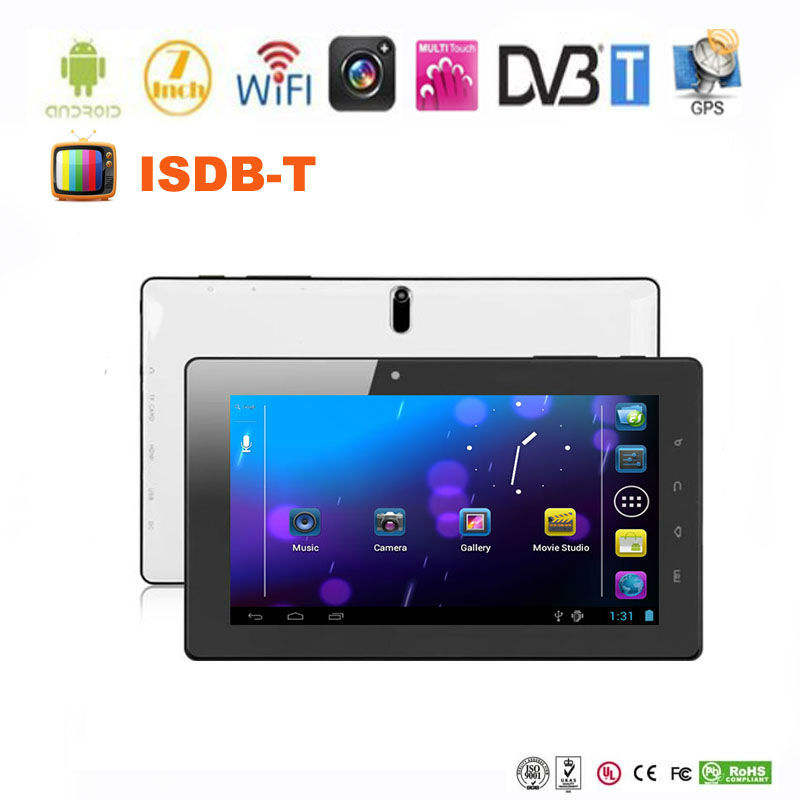 Dvb - t, Isdb - t 7 '' <span class=keywords><strong>android</strong></span> tablet nouvelle arrivée