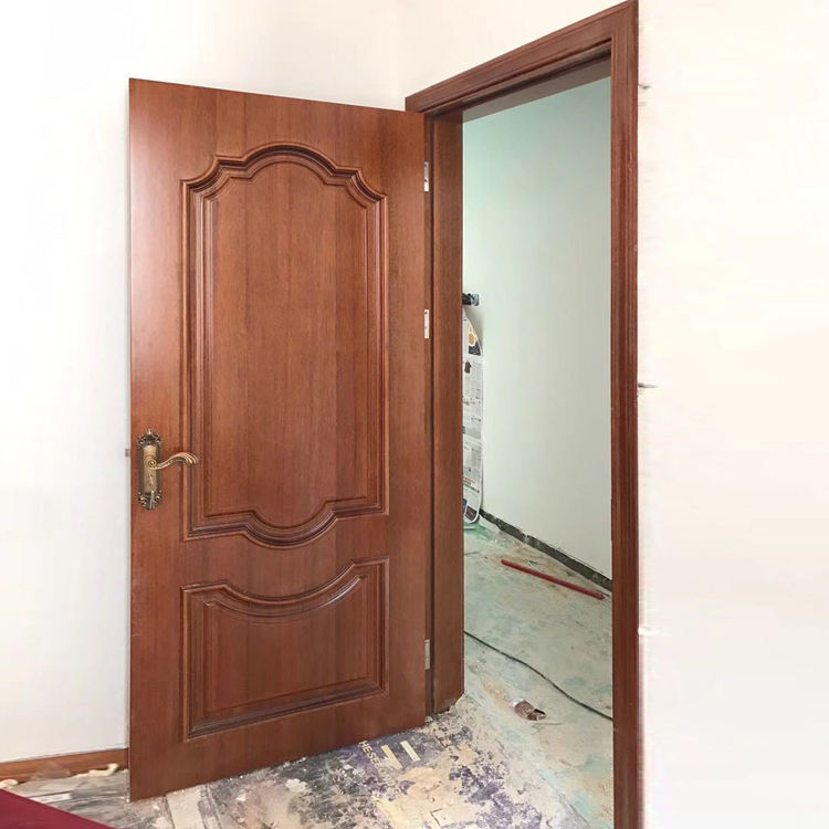 Wood Interior Door Wooden Single Door Designs China Supplier Modern Bedroom Designs Teak Single Leaf Interior Solid Wood Door