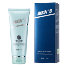 men's bottle face wash facial cleanser