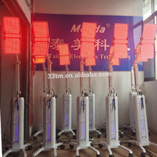 LED Light therapy phototherapy equipment PDT facial care