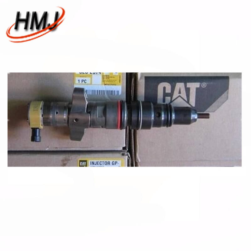 C7 C9 excavator engine parts fuel oil injector injection assy