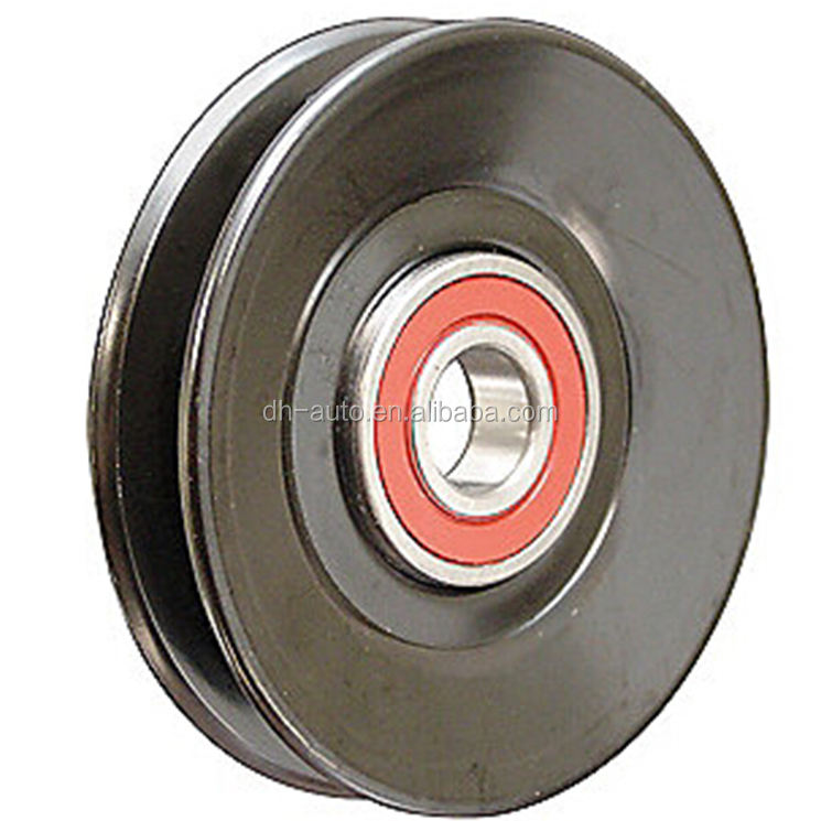 Retainer Dust Shield 17 mm Insert and Spacer ACDelco 36299 Professional Idler Pulley with Bolt