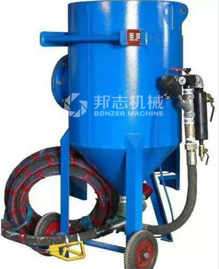 High Pressure Wet Sand Blasting Machine Price