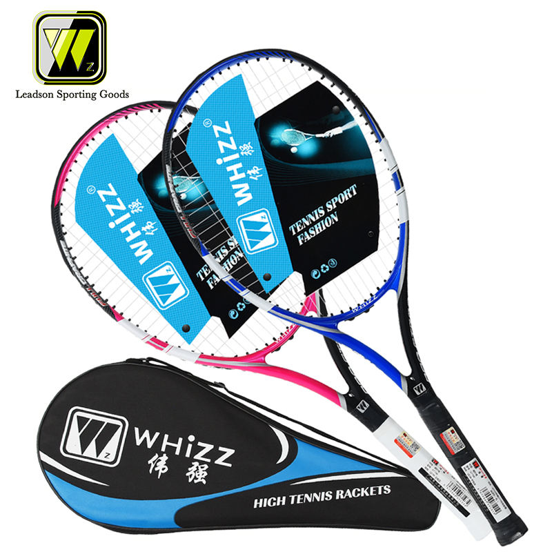WHIZZ Custom Full Carbon Fiber Tennis Racquet For Wholesale