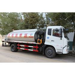 Dongfeng Tianjin 10m3 asphalt distribute truck road building machine