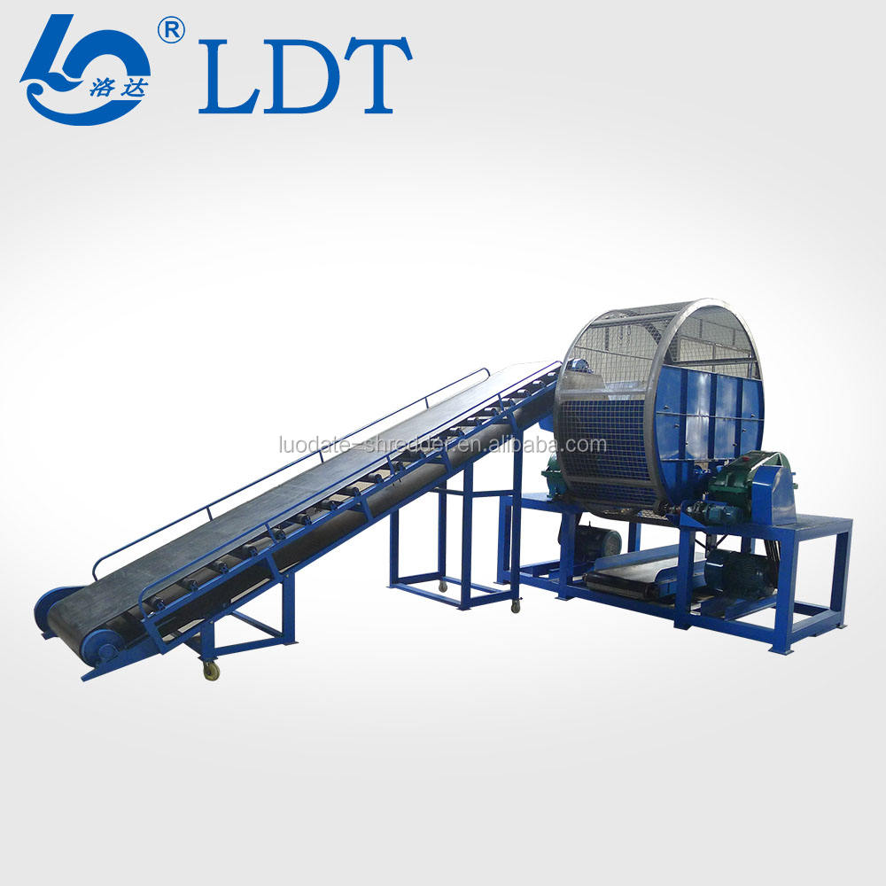 Tire retreading machine/Tyre utilization