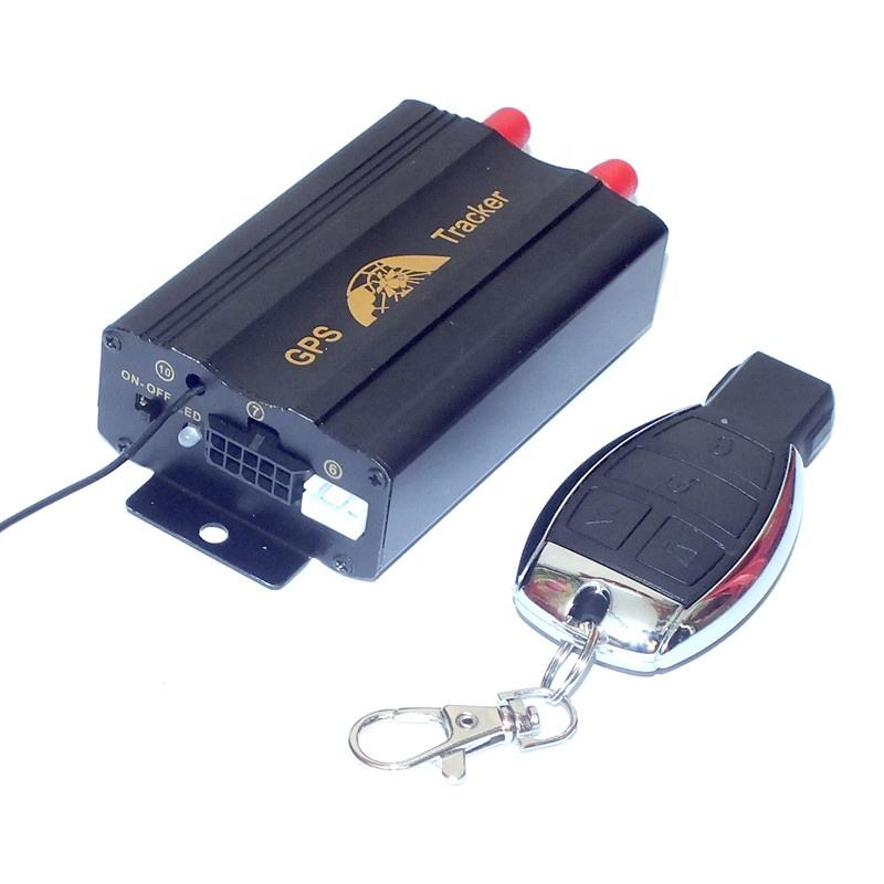 GPS Car vehicle tracking Device with real time track web site, vehicle gps tracker GPS103B