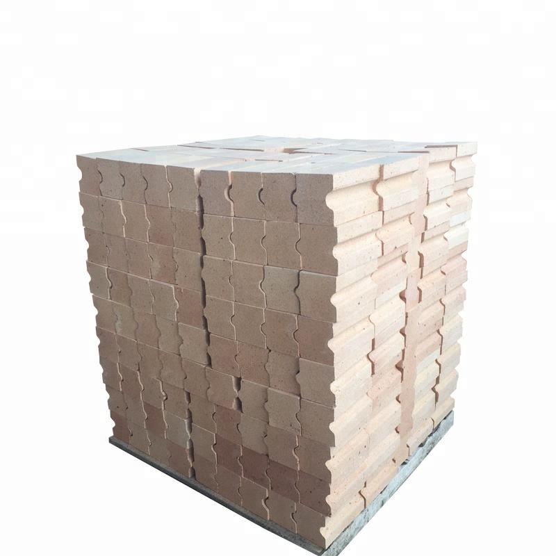 China factory clay fire refractory bricks for lime kilns